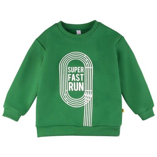 Фото - Свитшот Bossa Nova размер 74, зеленый bossa nova шорты bossa nova темно зеленый 74