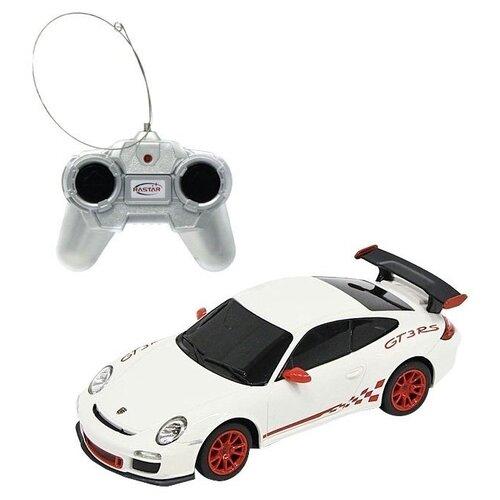 Купить Радиоуправляемая машинка Rastar Porsche GT3 RS, 18 см, 1:24 (39900), Радиоуправляемые игрушки