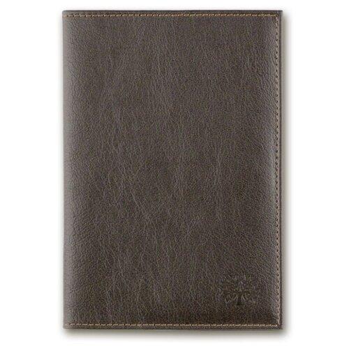 Обложка для паспорта Qoper 0770 brown 00-00000282 0770 brown Обложка п/п Qoper