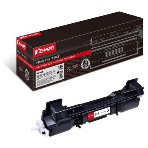 Фото - Тонер-картридж Комус 33A CF233A черный, для HP LJ Pro M106/M134 тонер картридж 33a laserjet cf233a