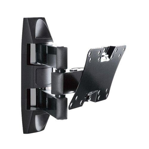 Фото - Кронштейн на стену Holder LCDS-5065 черный кронштейн на стену holder lcds 5010 черный