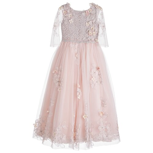 Платье Lesy размер 116, розовый