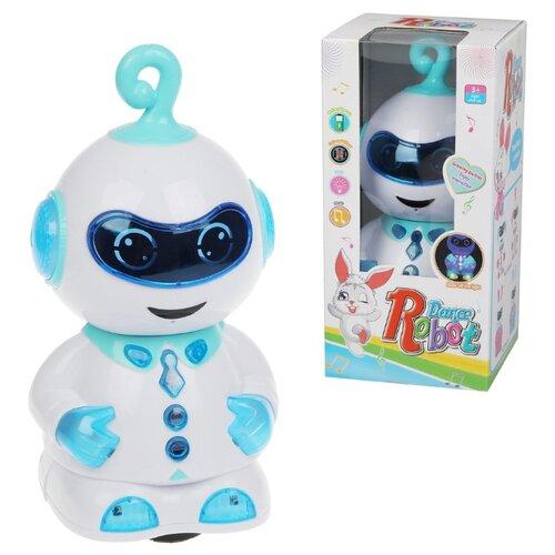 Купить Робот Наша Игрушка на батарейках, свет, звук (599-6), Наша игрушка, Роботы и трансформеры