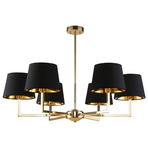 Фото - Люстра Crystal Lux CONTE SP6, E14, 360 Вт люстра ideal lux praga sp6 e14