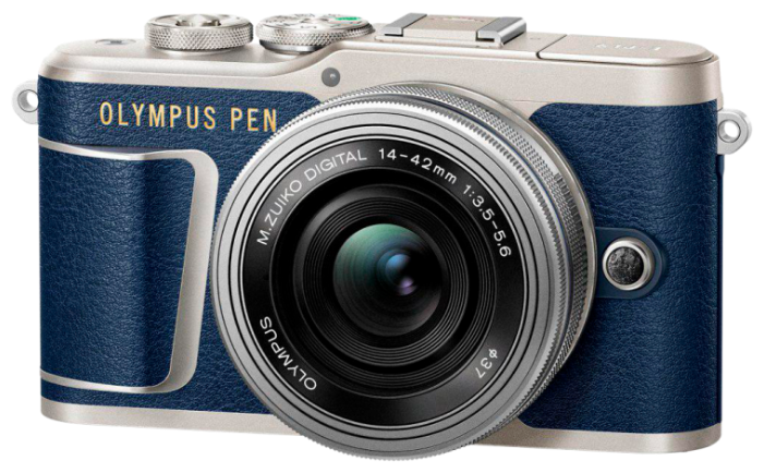 Фотоаппарат Olympus Pen E-PL9 Kit синий M.Zuiko Digital ED 14?42mm F3.5?5.6 EZ Pancake фото 1