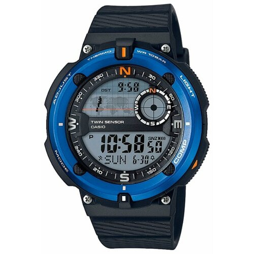 Наручные часы CASIO SGW-600H-2A фото