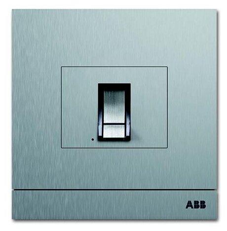 Функциональный модуль для дверной станции/домофона ABB 2CKA008300A0429 серебро