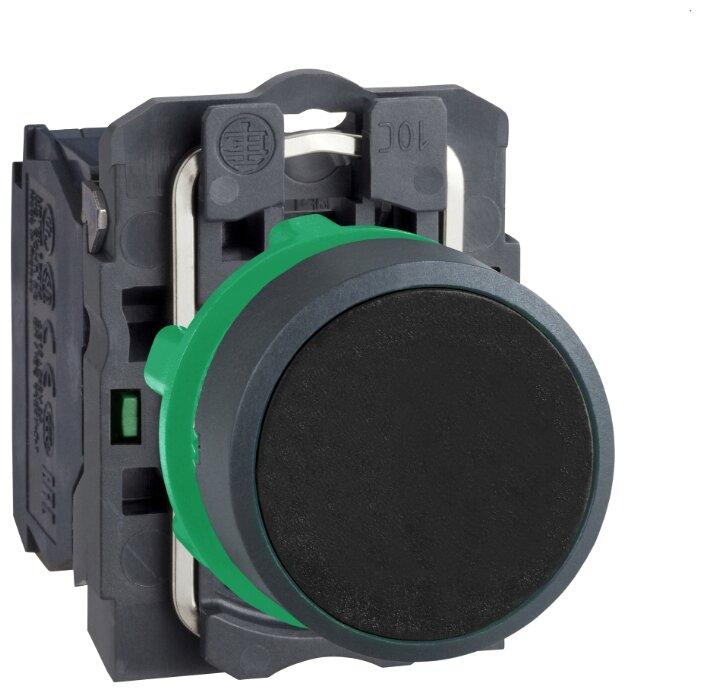 Нажимная кнопка (кнопочный выключатель/переключатель) в сборе Schneider Electric XB5AA21