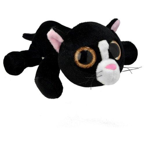 Купить Мягкая игрушка Wild Planet Черный кот 10 см, Мягкие игрушки