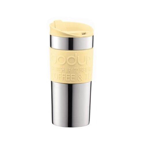 Термокружка Bodum Travel Mug, 0.35 л Banana