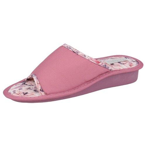 Тапочки TERNI W509RU De Fonseca розовый 41 (De Fonseca)Домашняя обувь<br>