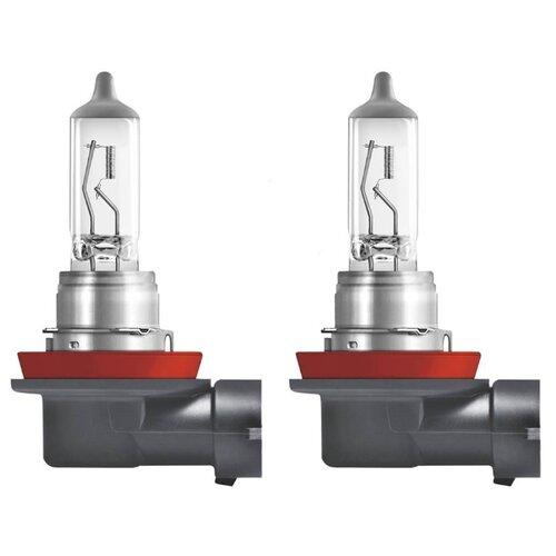 цена на Лампа автомобильная галогенная Osram 64211ULT-HCB H11 12V 55W 2 шт.