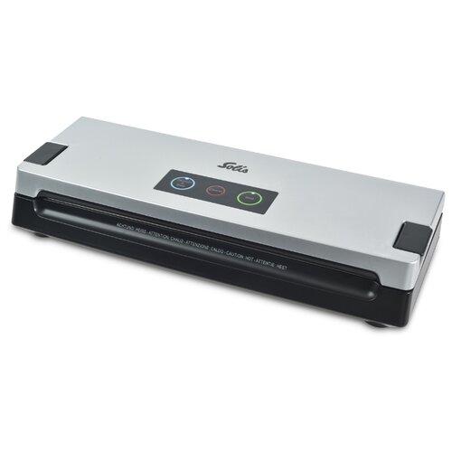 Вакуумный упаковщик Solis Vac Smart стальной/черный