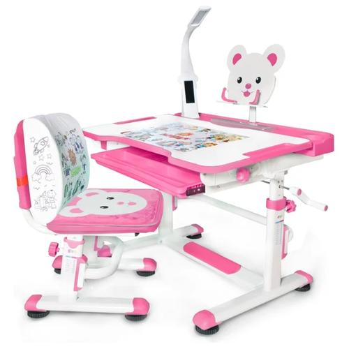 Комплект MEALUX стол+стул BD-04