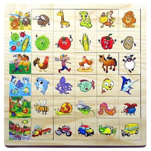 Настольная игра PAREMO Ассоциации paremo обучающая игра paremo ассоциации 30 элементов