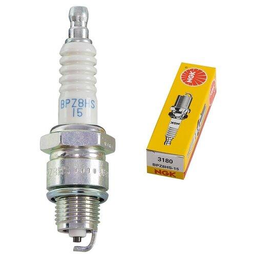 Свеча зажигания NGK 3180 BPZ8HS-15 1 шт.