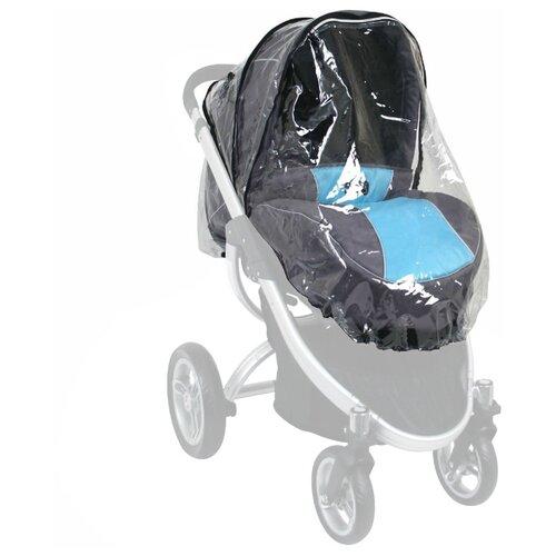 Valco Baby дождевик Valco Baby Raincover Snap 4 Ultra прозрачный, Аксессуары для колясок и автокресел  - купить со скидкой