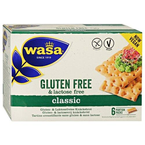 Хлебцы амарантовые Wasa Classic Gluten Free Lactose Free 240 г