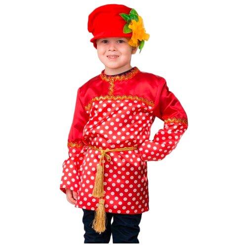 Купить Костюм Батик Кузя (2044), красный, размер 128, Карнавальные костюмы