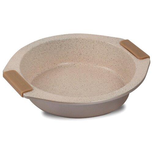 Купить Форма для выпечки Polaris Stone-23R, 23 см, Интим-товары