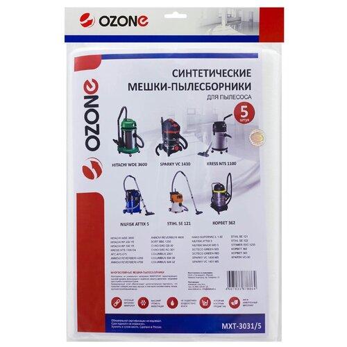 Ozone Мешок MXT-3031 5 шт. мешок ozone xt 5031