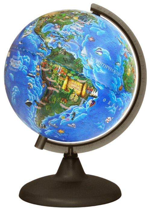 Глобус Глобусный мир Детский 210 мм (10172)