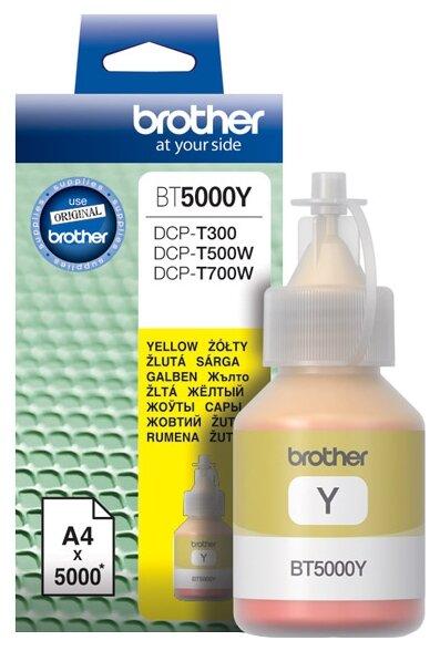 Чернила Brother BT5000Y