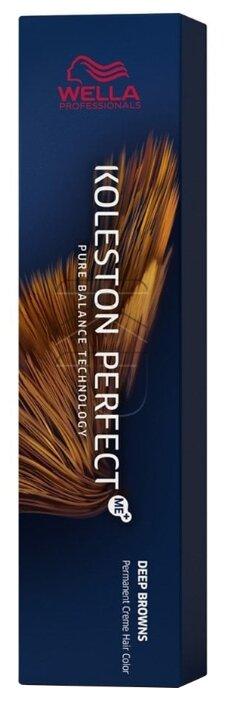 Купить Wella Professionals Koleston Perfect Me+ Deep Browns Краска для волос, 9/7 Мускатный орех, 60 мл по низкой цене с доставкой из Яндекс.Маркета