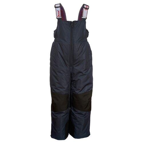 Купить Полукомбинезон Oldos Фил OAW203T1PT21 размер 98, синий, Полукомбинезоны и брюки