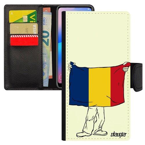 Чехол-книжка на мобильный Huawei P20 Lite,