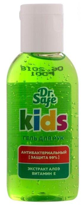 Гель для рук DR.SAFE kids алое вера