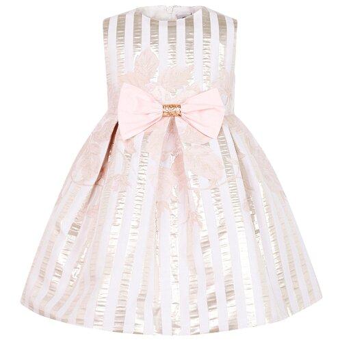 Платье Marlu размер 74-80, розовый