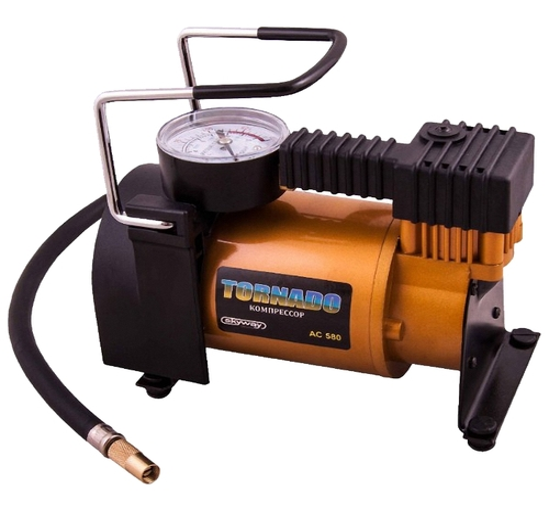 Стоит ли покупать Автомобильный компрессор skyway Торнадо AC-580? Отзывы на Яндекс.Маркете