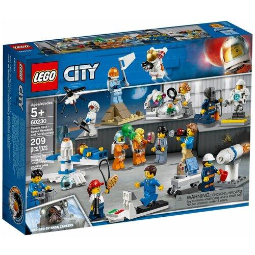 Купить Конструктор LEGO City 60230 Исследования космоса, Конструкторы