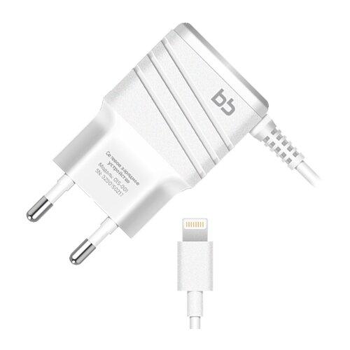 Сетевая зарядка BB 015-001 (0102BB) белый