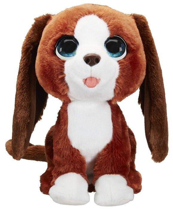 Интерактивная мягкая игрушка FurReal Friends Счастливый рыжик E4649