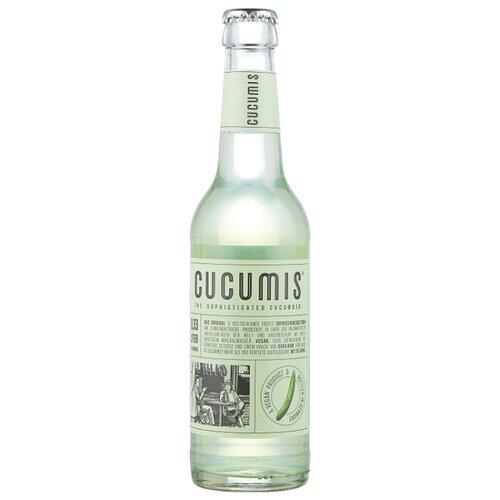 Лимонад Cucumis The Sophisticated Cucumber (Огурец), 0.33 л