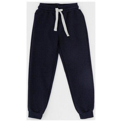 Купить Спортивные брюки Button Blue размер 152, синий, Брюки