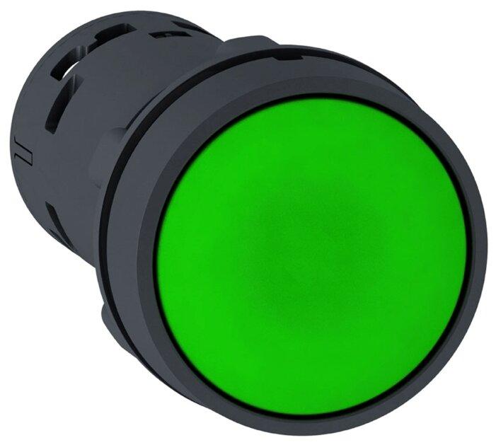 Нажимная кнопка (кнопочный выключатель/переключатель) в сборе Schneider Electric XB7NA31