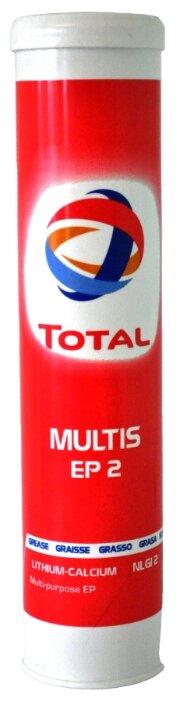 Автомобильная смазка TOTAL Multis EP 2