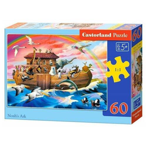 Пазл Castorland Noah's Ark (B-066186), 60 дет. пазл castorland cute kittens b 066087 60 дет
