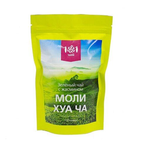 Чай зеленый 101 чай Моли хуа ча, 100 г чай листовой первая чайная компания хуа чжу ча с жасмином зеленый 100 г