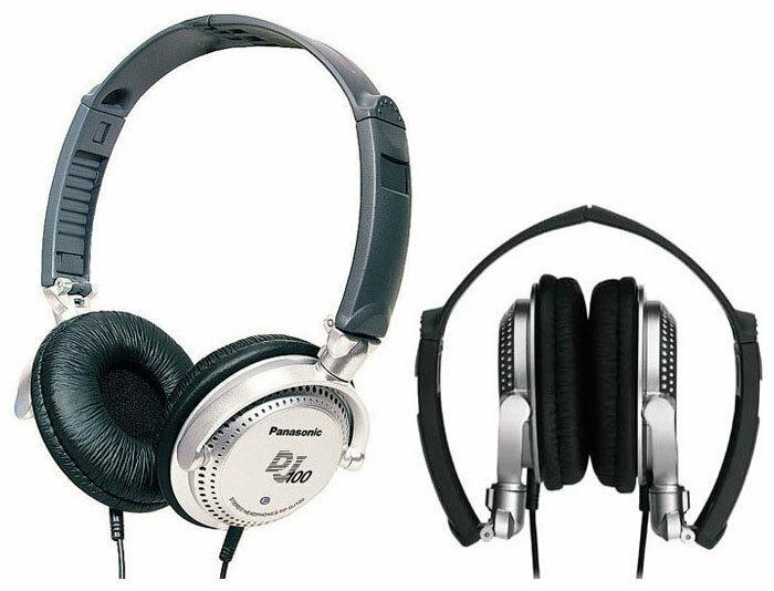 Наушники Panasonic RP-DJ100