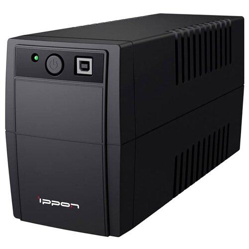Интерактивный ИБП IPPON Back Basic 850 Euro ибп ippon back basic 1050 euro 600w 1050va