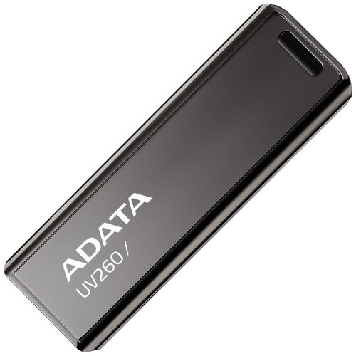 Фото - Флешка ADATA UV260 16 GB, черный флешка adata uv240 16 gb черный