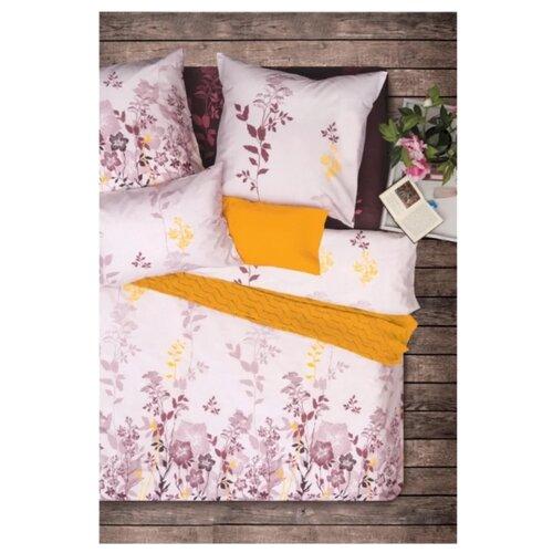 Постельное белье семейное Sova & Javoronok Сон в летнюю ночь 70х70 см, бязь розовый