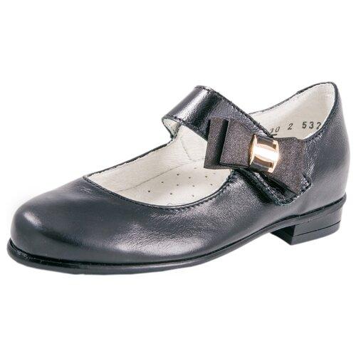 Туфли КОТОФЕЙ размер 35, черный туфли keddo размер 39 черный