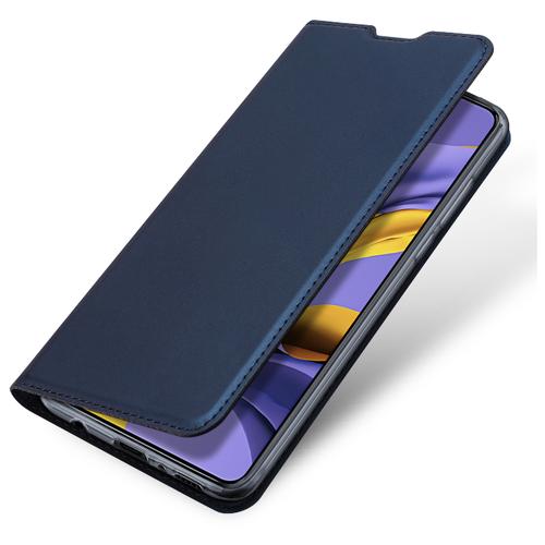 dux ducis skin pro origami smart leather stand case for ipad pro 12 9 2017 Чехол-бумажник DUX DUCIS Skin Pro для Nokia 6.2 / 7.2 синий