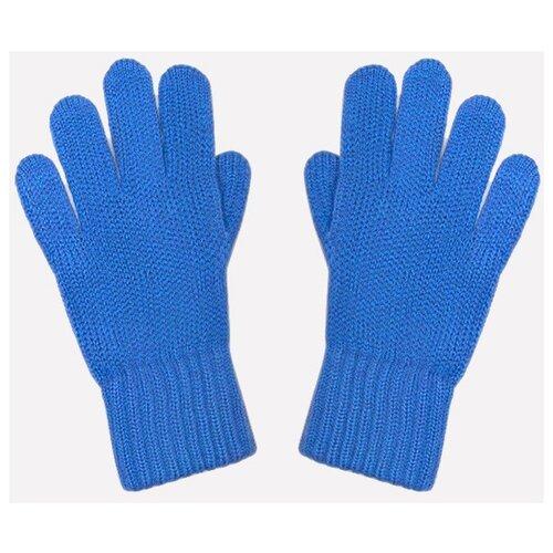 Купить Перчатки crockid размер 12, королевский синий, Перчатки и варежки