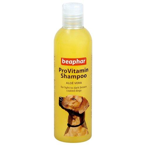 Шампунь Beaphar ProVitamin Aloe Vera для собак коричневых окрасов 250 мл